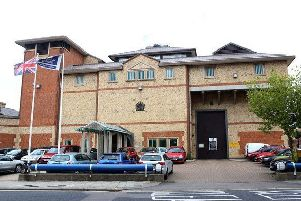 Prison wall of silence, as HMP Bedford goes into special measures