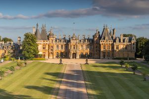 What's on at Waddesdon Manor this October half-term