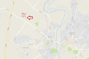 Paul Newman Homes wants to build 50 homes on agricultural land north of Leighton Road (A4146), Soulbury.