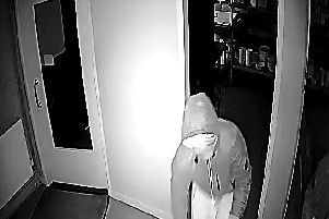 CCTV image from Sorelli Cafe