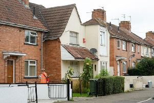 Central Bedfordshire Council evicts two households each month from social and council homes, new figures reveal.
