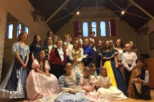 Leighton Buzzard Youth Theatre presents The Slipper and the Rose
