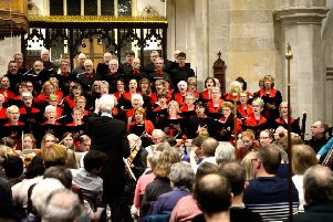 Special concert to raise money for Citizens Advice Leighton-Linslade. Photo by Roger Turner