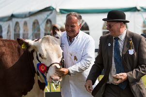 The Hertfordshire County Show  26th May 2018