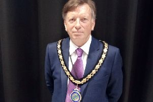 Vice chairman of CBC, Cllr Gordon Perham