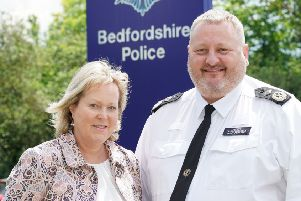 New chief constable chosen for Bedfordshire Police