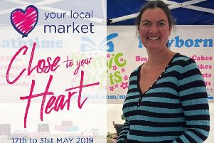 'Love Your Local Market'