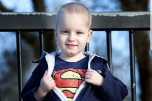 Dylan has spent most of his life with or actively fighting medulloblastoma