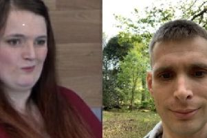 Missing pair Kayleigh Jones and Austin Edwards
