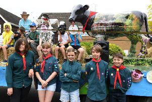 Edlesborough Carnival. Photo by Jane Russell