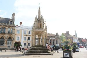 Leighton-Linslade: proud to be a Fairtrade town. Credit: Jane Russell.