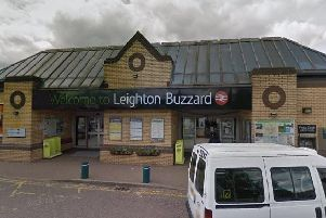 Leighton Buzzard train station. Credit: Google.