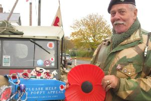 'The Poppy Man of Pitstone'