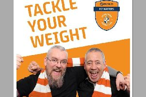 Fit Hatters is aimed at men and women aged 35-65 who are looking to lose weight