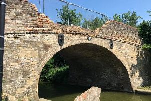 Ivinghoe canal bridge