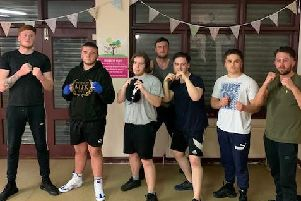 Rangers Boxing Club