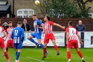 Leighton Town haven't played since their Vase victory over Eynesbury Rovers and are keen to get back in to action