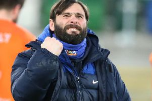 Glenavon manager, Gary Hamilton was delighted with his side's victory at Windsor Park.