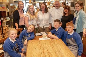 McKinney Primary pupils cook up a storm