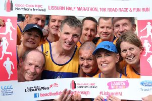 To launch our special In Pictures Lisburn half marathon gallery click on the icon in the bottom left corner of the image above or click on the link below. (Photo: Steven McAuley/McAuley Multimedia)