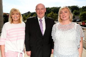 Alderman William Leathem, Chairman of Lisburn & Castlereagh City Council's Development Committee announces a two-day Health & Wellness fair, in partnership with Paula Phillips from Hollywood Health and Rita McAlonan from Child & Adult Therapeutic Services.  The free Health and Wellness Fair will feature expert talks, workshops, one-to-one consultations and runs from Sunday 23rd to Monday 24th September.  ''Paula Philiips, Lough View Health, Alderman William Leathem and Rita McAlonan, Child & Adult Therapeutic Services.