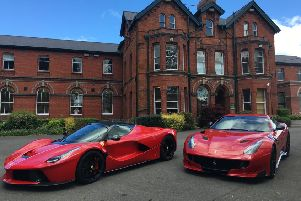 Motoring fans gear up for exciting Supercar event at Friends