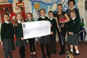 Eco-warriors raise money for charity
