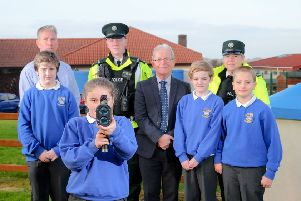 Speeding motorists face the 'kids court' at McKinney Primary
