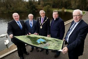 £4m development project for forest park