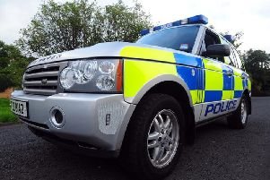 Police advising motorists to seek alternative routes