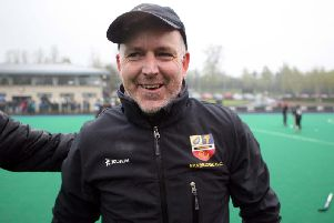 Banbridge coach Mark Tumilty