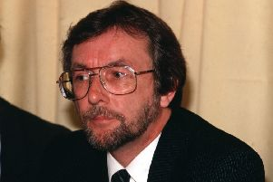 Former deputy leader of the Alliance Party, Seamus Close, passed away earlier this week after a short illness. Mr Close, 71, served as a Lagan Valley MLA from 1998 until 2007.'He held several positions in Alliance, including serving as chair between 1981 and 1982 and as deputy leader from 1991 until 2001. He was often a key member of Alliance delegations in talks processes. Archive pic: Pacemaker
