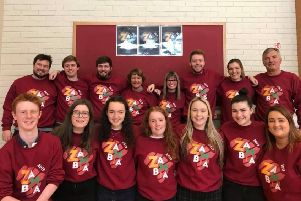 Young people from Hillsborough prepare for Zambia mission trip