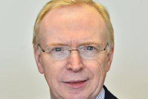 Lisburn man appointed Law Society Chief Exec