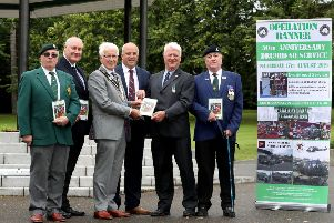 City marks Operation Banner anniversary