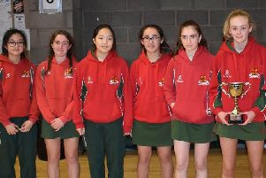 Friends School Lisburn had a great competition, runner-up in the Minor Girls Doubles, Senior Girls Singles and Minor Girls Singles