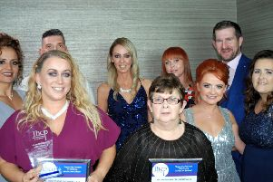 Local Care Home celebrates double win at Health Care Provider Awards