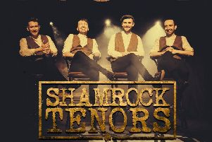 The Shamrock Tenors are coming home