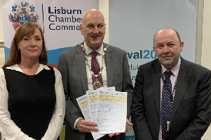 Chamber highlights rates review impact in Lisburn