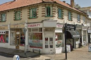 Tranquility Chinese medicine and massage parlour in Heene Road, Worthing, pictured centre. Picture: Google Maps