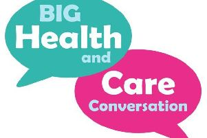 The Big Health and Care Conversation is your chance to have a say