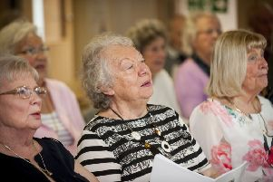 Singing can benefit health and wellbeing and helps people feel less isolated by building new friendships