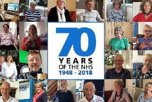 God bless the NHS - Diary of a Sussex Newbie