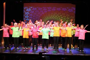 A Night At The Musicals show by Littlehampton Players Operatic Society at the Windmill Theatre