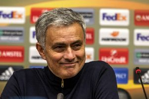 Manchester United boss Jose Mourinho faces the sack if he fails to guide the Red Devils to Champions League qualification this season. (The Sun)
