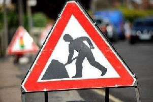 Motorists are facing delays due to the over-running roadworks