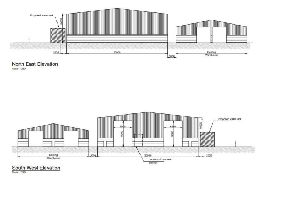 Plans for a new  inert waste recycling facility by TJ Waste and Recycling at Northwood Farm, Yapton