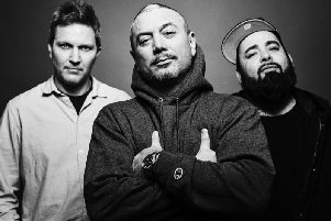 Fun Lovin' Criminals - Tom Barnes
