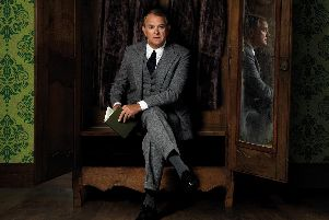Hugh Bonneville in Shadowlands