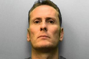Police are appealing for information on wanted man Sacha Dixey.